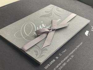 Impression de cartes de mariage