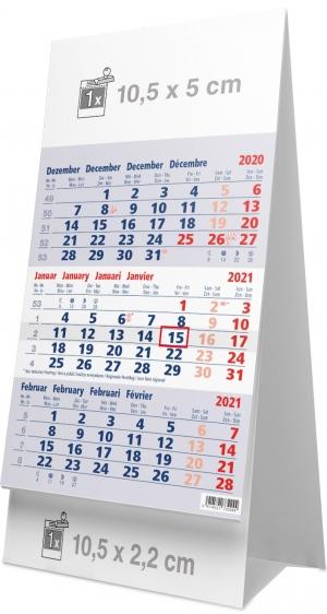 calendrier bureau personnalisé