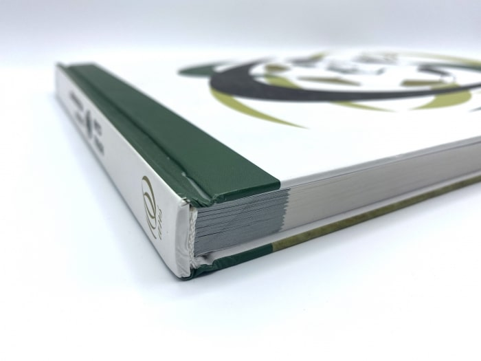 Brochure Hard Cover