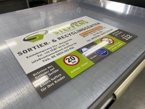 Panneaux sandwich aluminium