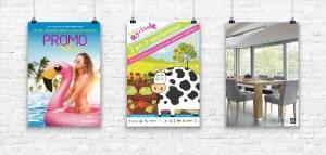 Impression d'affiches